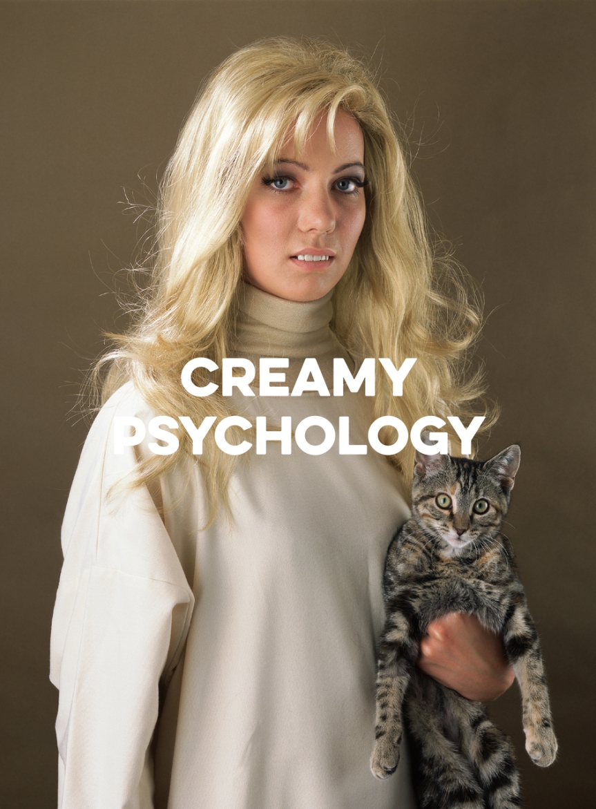 Creamy Psychology – Yvonne Todd