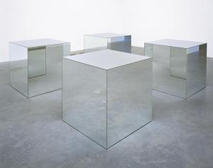 Untitled 1965, reconstructed 1971 by Robert Morris born 1931
