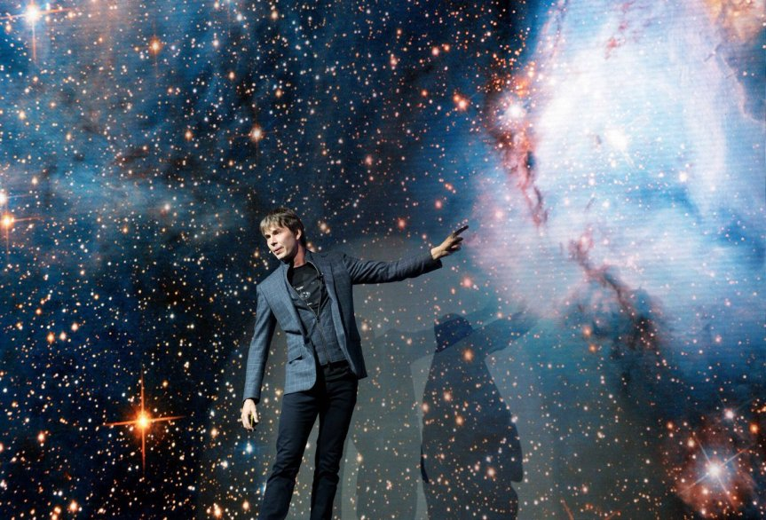 Prof Brian Cox & Robin Ince live in Auckland